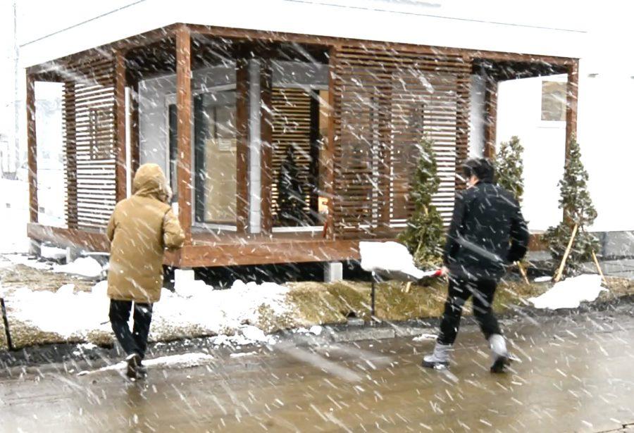 3月20日(火)  BEPROモデルハウス〜プロモーションムービー撮影~
