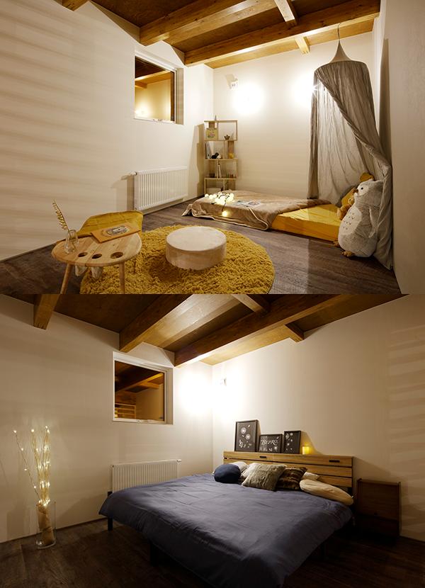 子供部屋/主寝室