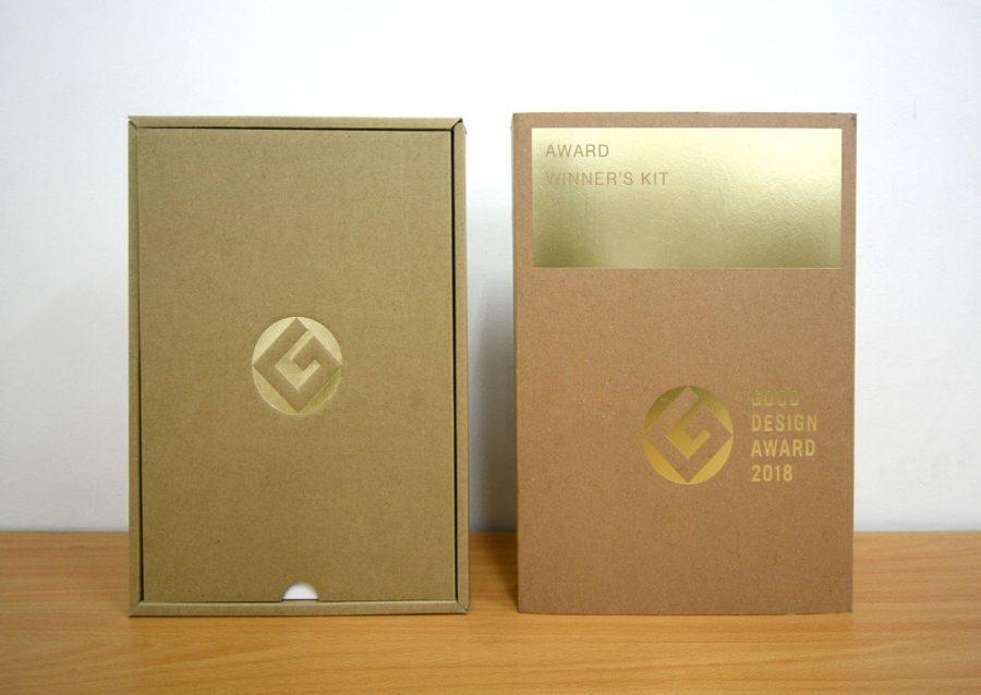2018年10月3日 ビプロ が2018年度グッドデザイン賞を受賞